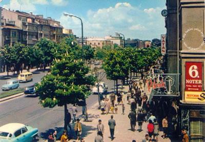 <p><strong>5.</strong> Atatürk Bulvarı ile Tuna Caddesinin  kesiştiği köşeden bir fotoğraf</p>