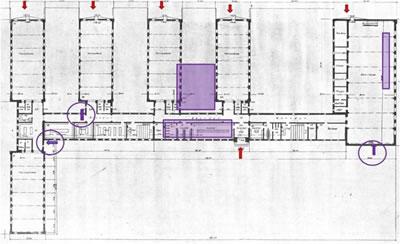 <p><strong>5. </strong>Plan şemasındaki değişiklikler<br /> Kaynak: Işık G., 2010.</p>