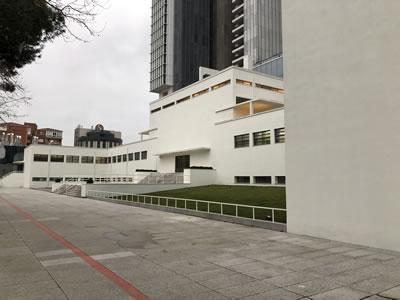 <p><strong>5.</strong> Mecidiyeköy  Likör Fabrikası Aralık 2018 de Pilevneli Galeri olarak kullanıma açıldı </p>