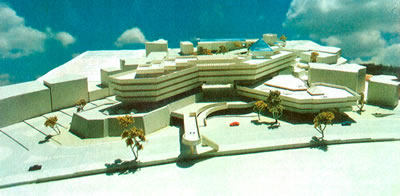 <p><strong>5g.</strong> Ankara Altındağ Belediye Sarayı ve Çevre Düzenlemesi, 1986,  M ve N Karaaslan, L. Aksu<br />Kaynak: 1987, <strong>Mimarlık</strong>, sayı:223, ss.46-47</p>