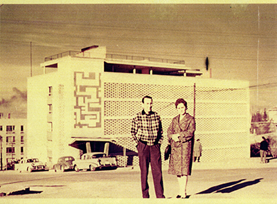 <p><strong>6.</strong> Cinnah 19 yapının  tamamlandığı yıllar<br />   Kaynak:  Mimarlar Derneği 1927 – Nejat Ersin Arşivi</p>