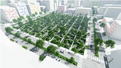 <p><strong>6.</strong> Salgın sonrası daha fazla yeşil alan, daha fazla açık  alan talebi kentsel tasarım alanının önemli bir tartışma platformu olmaya devam  edecek.<br />Kaynak: https://www.archdaily.com/949088/seoul-city-architectural-ideas-competition-preparing-for-the-post-covid-19-era/5f7c8da563c0170a91000057-seoul-city-architectural-ideas-competition-preparing-for-the-post-covid-19-era-image [Erişim: 01.12.2020]