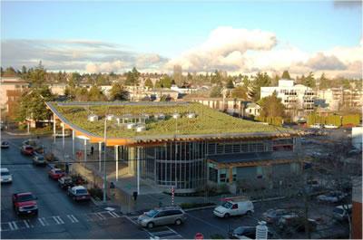 <p><strong>6.</strong> Seattle  Public Library Ballard Branch <br />(Kaynak: URL1.) </p>