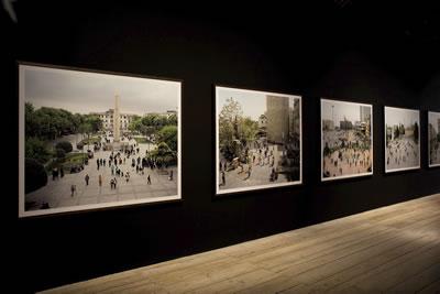 Serkan Taycan, Agoraphobia, 2014 Fotoğraf: Italo Rondinella