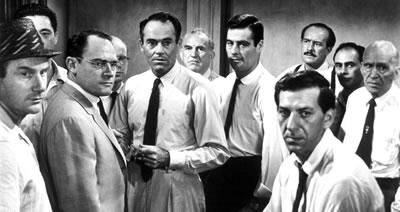 <p><strong>6.</strong> Sidney Lumet; etik münazara niteliğinde bir film, 12  Angry Men / 12 Kızgın Adam,1957. </p>