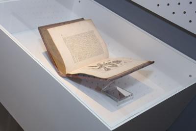 <p><strong>6. </strong>Sergide yer almış olan nadir eserlerden biri<br />Fotoğraf: Koç  ANAMED Arşivi, Kitap: Ömer M. Koç Koleksiyonu</p>