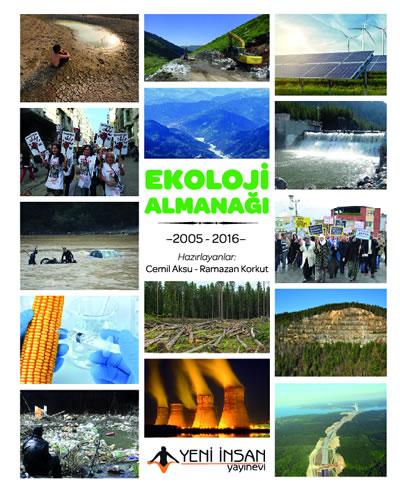 <p><strong>6.</strong> Cemil Aksu, Ramazan Korkut (yay.  haz.), 2017,<strong> Ekoloji Almanağı 2005-2016</strong>,  Yeni İnsan Yayınevi.</p>