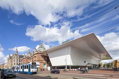 <p><strong>6.</strong> Küvet etkisi<br />   Fotoğraf: Jannes Linders,  Kaynak: Benthem Crouwel Architects</p>
