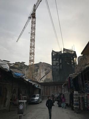 <p><strong>6.</strong> Hasankeyf  Eski Çarşı, 2018<br />   Kaynak: Berçem Kaya</p>