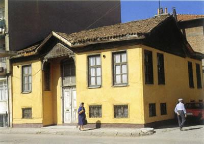 <p><strong>Resim 6.</strong> Edirne'den geleneksel konut örneği<br />Kaynak: Aru, 1998.</p>