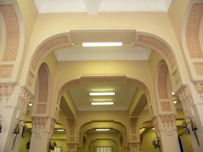 <p><strong>6b. </strong>Ziraat Bankası Eskişehir Şube Binasının iç mekân  fotoğrafları<br />   Kaynak:  Fotoğraflar yazara aittir.</p>