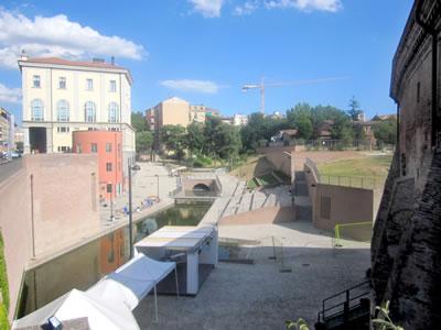 <p><em>Resim 7. Cavaticcio Kanalı, 2012</em></p>