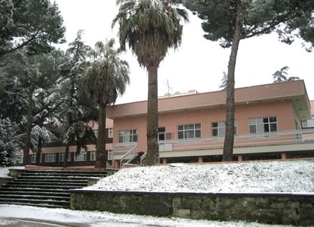 7. Misafirhane binasının bugünkü görünümü