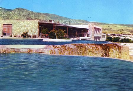 Resim 7. Pamukkale TUSAN Motel (Kaynak: Tuna Ultav Arşivi)