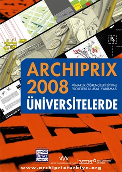 <p><strong>7.</strong> Archiprix 2008</p>