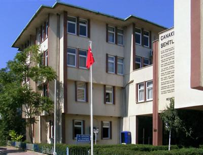 <p><strong>7.</strong> B  Blok, Eğitim-Mehmet Akif Ersoy İl Halk Kütüphanesi<br />   Kaynak: Ayşe Ceren Güler  Arşivi</p>