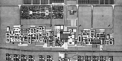 <p><strong>7.</strong> Pencap Üniversitesi, 1959, C. A.  Doxiadis</p>