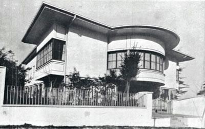 <p><strong>7.</strong> Ahmet  Ağaoğlu Konağı<br /> Kaynak: <strong>Arkitekt</strong>,cilt:<strong>1938,  sayı</strong>:<strong>1938-10-11  (94-95), s.279.</strong></p>