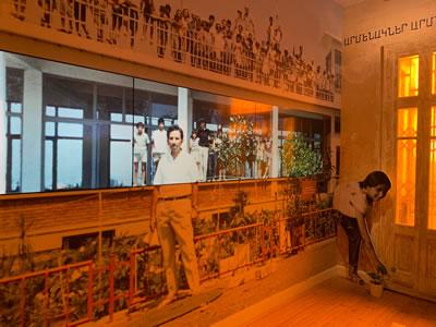 <p><strong>7a. </strong>Kamp Armen odasında Tuzla Yetimhanesinin hafıza mekânına  dönüşümü<strong></strong></p>