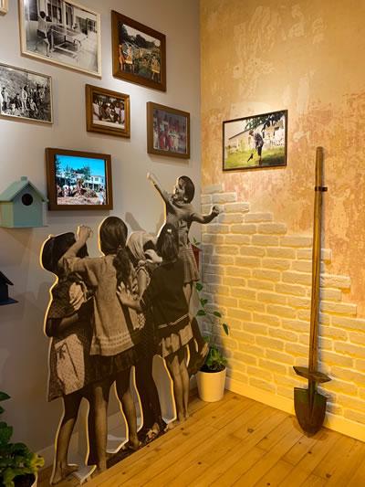 <p><strong>7b. </strong>Kamp Armen odasında Tuzla Yetimhanesinin hafıza mekânına  dönüşümü<strong></strong></p>