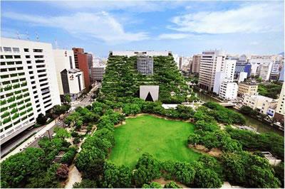 <p><strong>8.</strong> Fukuoka Belediye Binası<br />(Kaynak: URL5.) </p>