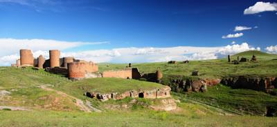 <p><strong>8. </strong>Türkiye&rsquo;den 16. miras alanı olarak UNESCO listesine yeni  kaydedilen Ani Arkeolojik Alanı<br />  Kaynak:  Vedat Akçayöz</p>