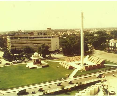 <p><strong>8. </strong>Lahor İslam Zirvesi Anıtı, Lahor-Pakistan, 1977</p>