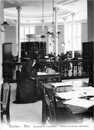 <p><strong>8a.</strong> Eski Kütüphane  Binası<br />  Kaynak:  URL1.<br />  Fotoğraf:  Feride Önal</p>