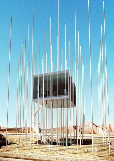 <p><strong>8a.</strong> FRENTE/Juan Pablo Maza, Ordos, China,  2008-2009 <br />Kaynak: /www.archdaily.com/16355/ordos-100-26-frente [Erişim:04.04.2016]