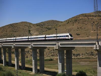<p><strong>8a.</strong> Ankara - İstanbul Yüksek Hızlı  Demiryolu Projesi <br /> Kaynak: TCDD, 2021</p>