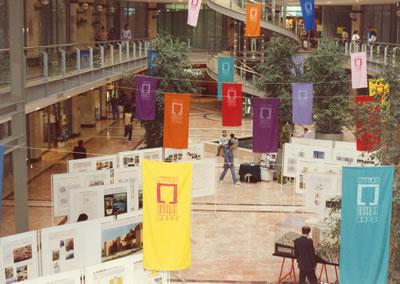 <p> I. Ulusal Mimarlık  Sergisi ve Ödül Töreni 1988</p>