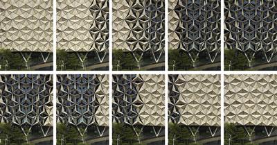 <p><strong>9.</strong> Al Bahr Kulesi&rsquo;nin tepkimeli cephe elemanları<br />Kaynak: en.e4g.org/mashrabiyas-translating-tradition-dynamic-facades/) [Erişim: 03.07.2015]