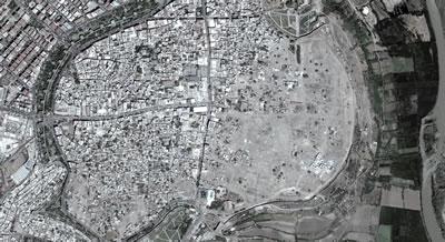 <p><strong>9a.</strong> 11  Temmuz 2017 tarihli uydu görüntüsü ve analizi</p>