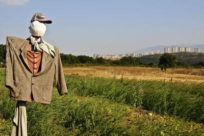 """<p><strong>9a.</strong>2011 yılında Mimarlar Odası Bursa Şubesi tarafından düzenlenen """"TOKİ nin Bursa Kentine Tokadı"""" konulu fotoğraf yarışmasında 1. (Mehmet Dağ)"""