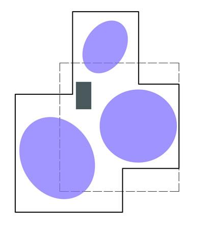 <p><strong>Resim  9a.</strong>.  Esneklik Kavramının Hertzberger Okullarında Mekâna Yansımaları</p>
