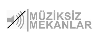 4. Müziksiz Mekânlar oluşumunun logosu
