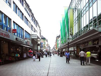 <p><strong>7. </strong>Löhr  Caddesi Genel Görünüş <br />Fotoğraf: S. Şahin</p>