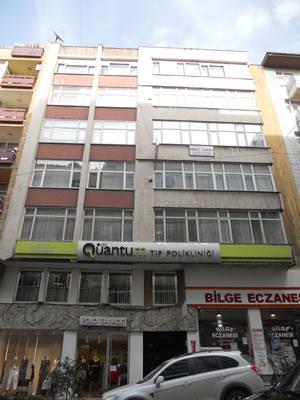 <strong>Örnek  14.</strong> 1970, İskenderpaşa Mahallesi<br />