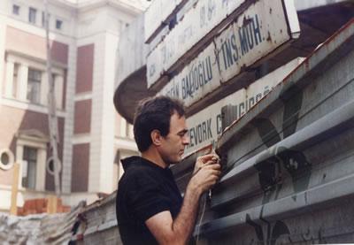 <p>Park Oteli mühürlerken,  1992</p>